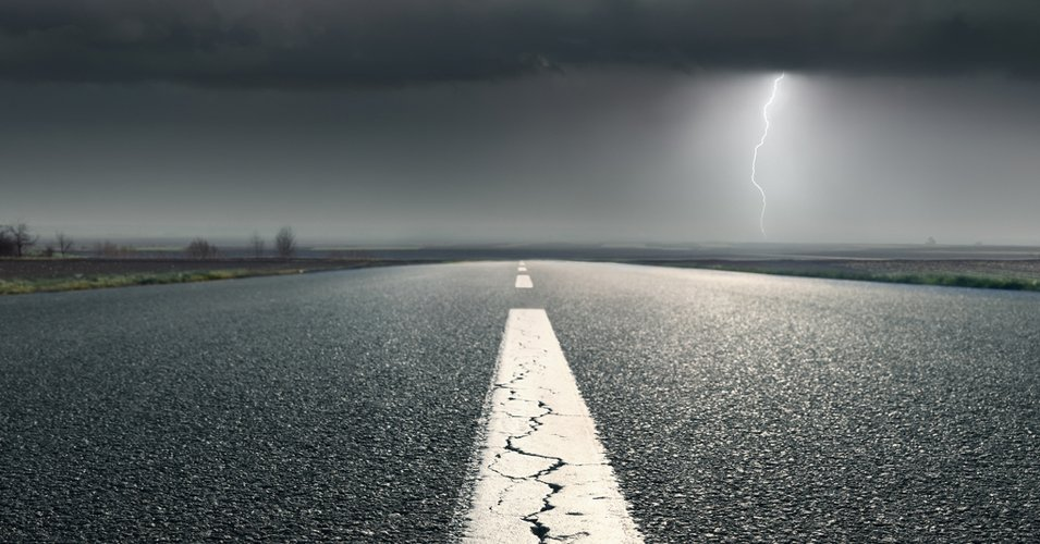 What to do in a Severe Storm Without Proper Shelter