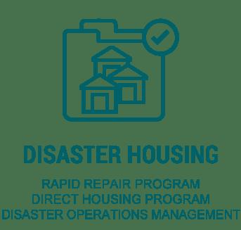 Disaster Housing Service | CDR-EM