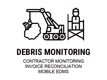 Debris Monitoring Icon